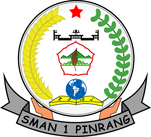 Logo SMA Negeri 1 Pinrang (SMANSA PINRANG)