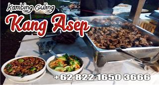 Catering Kambing Guling di Lembang