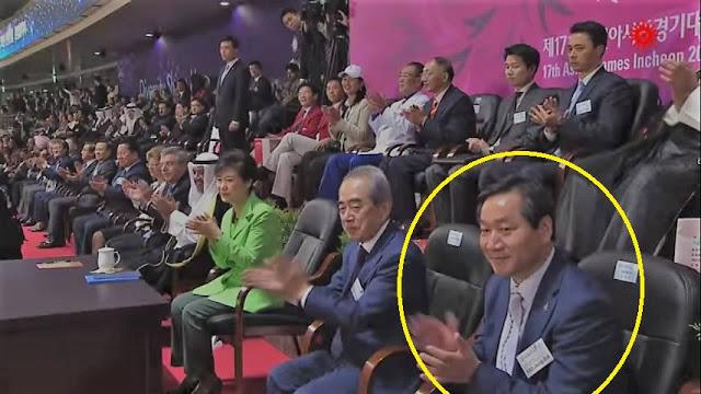 """Anies seharusnya """"Bisa"""" duduk di depan (Opening Ceremony Asian Games)"""