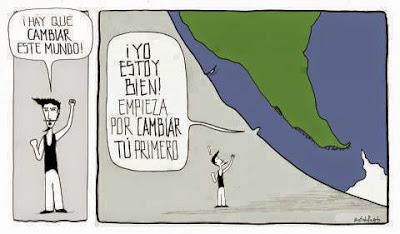 #TuCambioEsAhora: Cambia tu primero