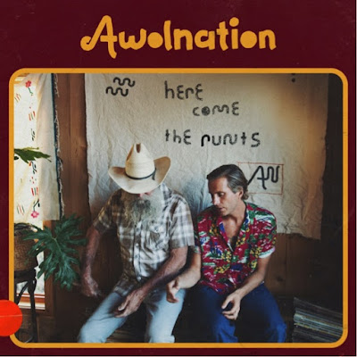 AWOLNATION announces third studio album 'Here Come The Runts'