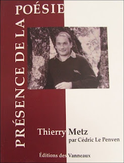 Thierry Metz anthologie