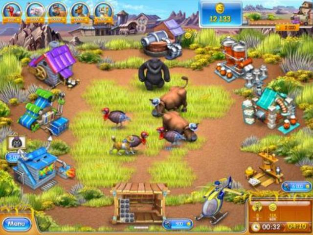 Farm Frenzy 3 Free Download PC Games