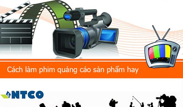 lam video quang cao