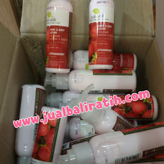 Body Butter Bali Ratih Best Seller