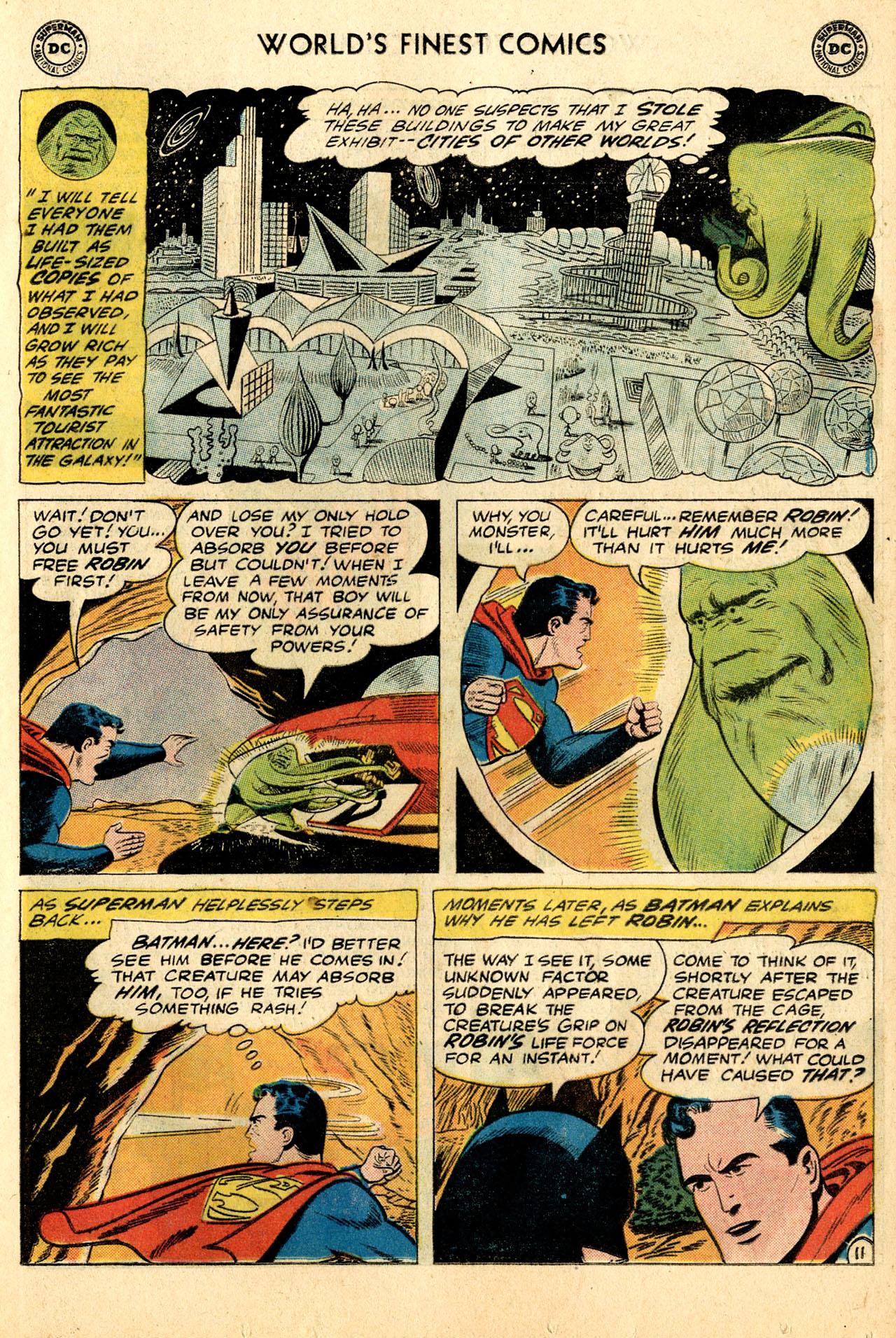 Read online World's Finest Comics comic -  Issue #110 - 13