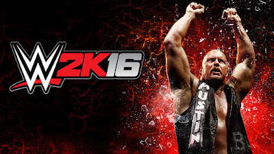 WWE video game WWE 2K16
