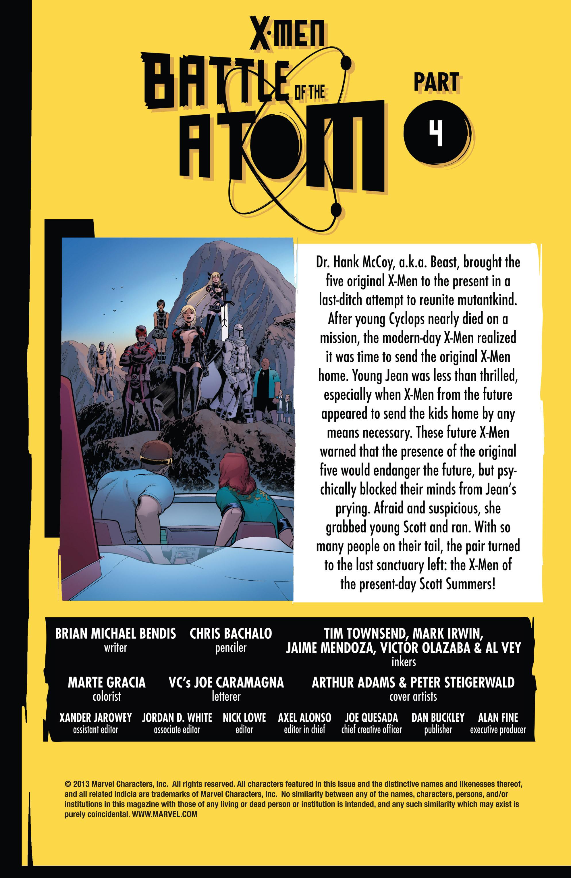 Read online Uncanny X-Men (2013) comic -  Issue #12 - 2