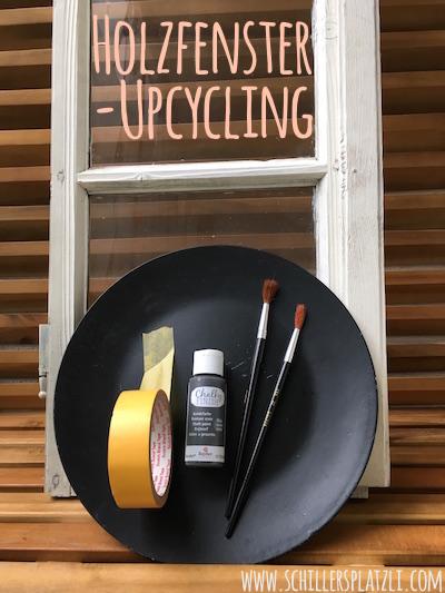 schiller 39 s platzli t rschild neu mit einem alten fenster. Black Bedroom Furniture Sets. Home Design Ideas
