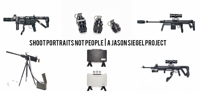 Shoot Portraits Not People | A Jason Siegel Project