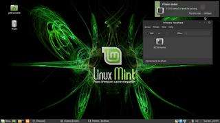 Mensetting Printer di Linux Mint