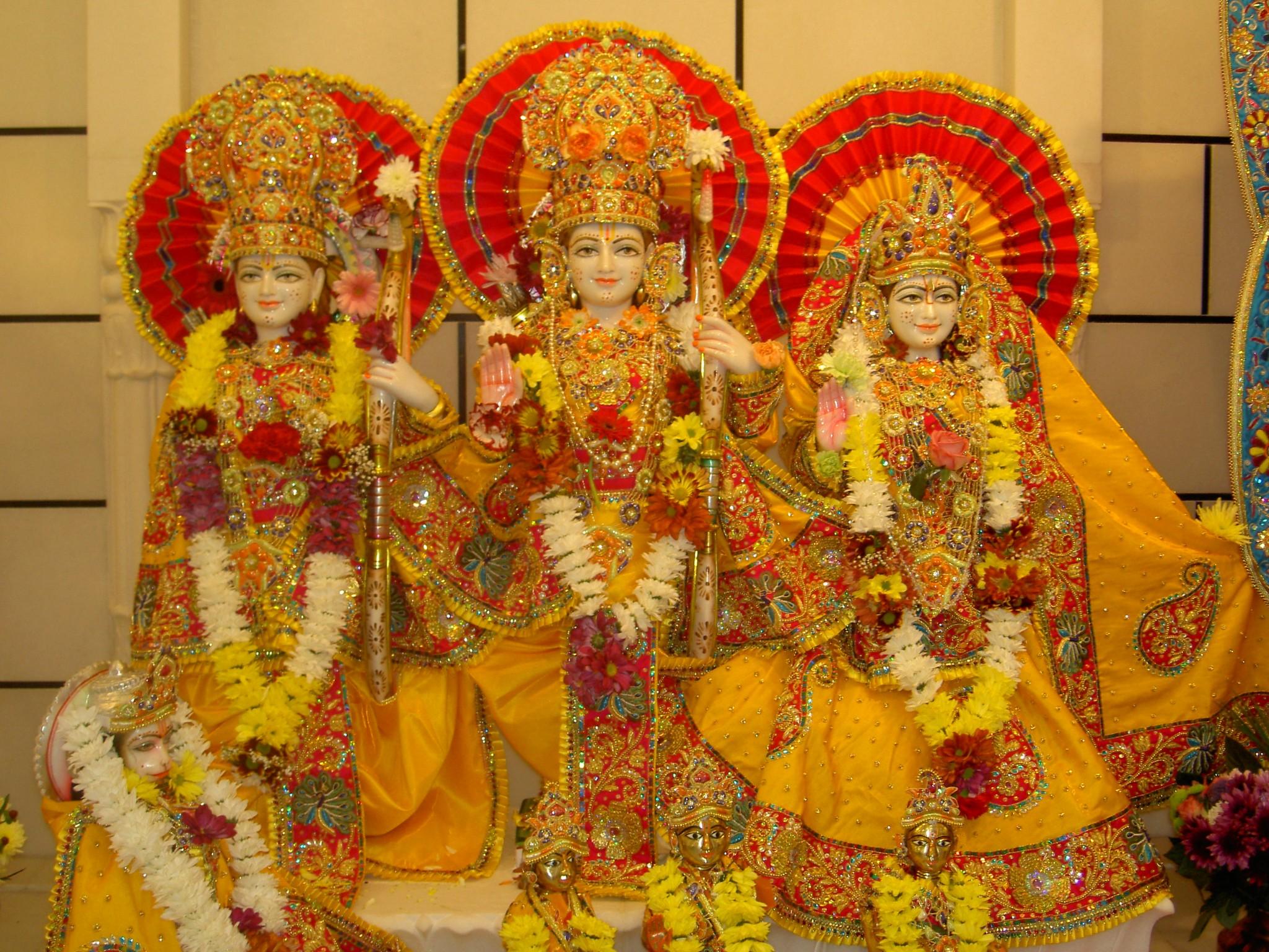Amazing Lord Rama Hindu God Shree Ram Wallpaper