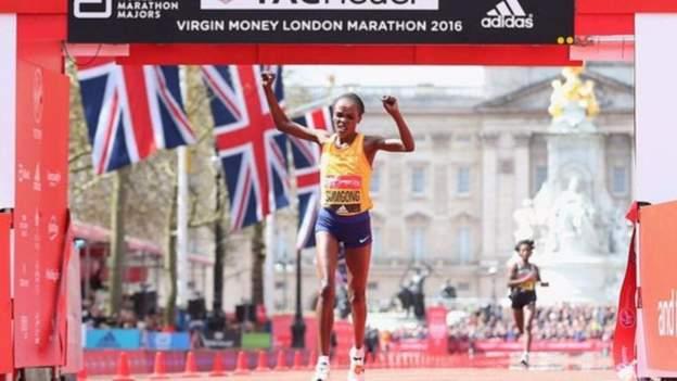 Kenya's Olympic marathon champion gets doping ban