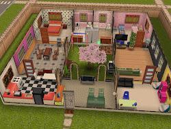 sims freeplay building bahay kubo floor modern game plan display wonderful designs plans housing adult inside above weird
