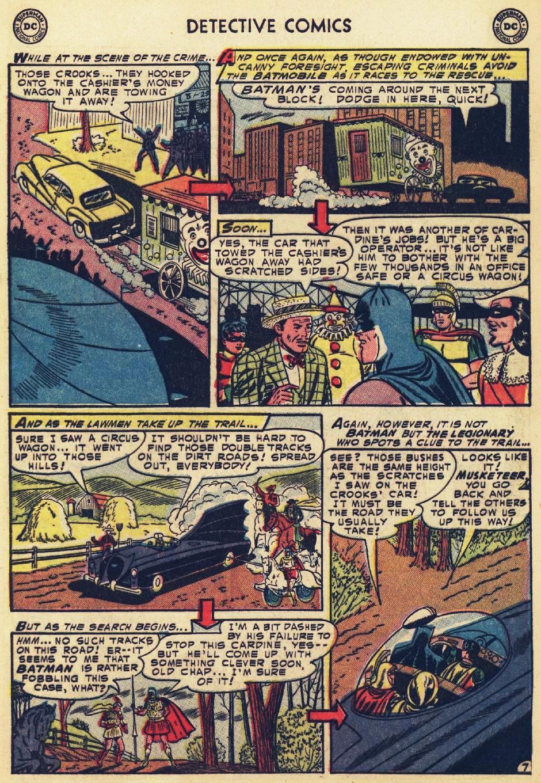 Read online Detective Comics (1937) comic -  Issue #215 - 9