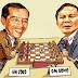 Senyum Jokowi, Keresahan Prabowo Dan Polemik UU Pemilu