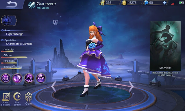 Guinevere Mobile Legends