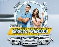 Cadastrar Promoção Chevrolet Serviço Premiado 2016 2017