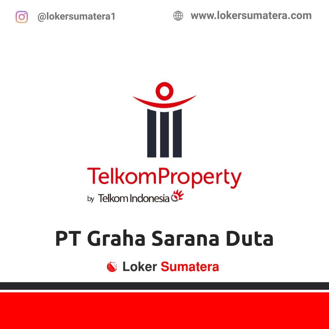 Lowngan Kerja Pekanbaru: PT Graha Sarana Duta (Telkom Property) Desember 2020