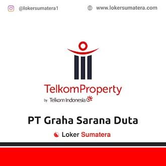 Lowongan Kerja Pekanbaru, PT Graha Sarana Duta (Telkom Property) Juni 2021
