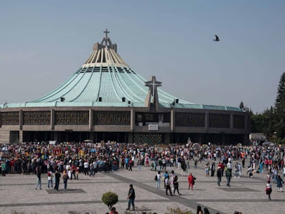 Profeco apoyará a peregrinos en la Basílica de Guadalupe