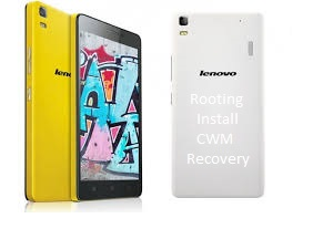 lenovo-k3 note root and recovery