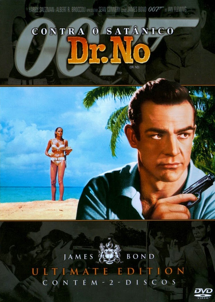 007: Contra o Satânico Dr. No – Legendado (1962)