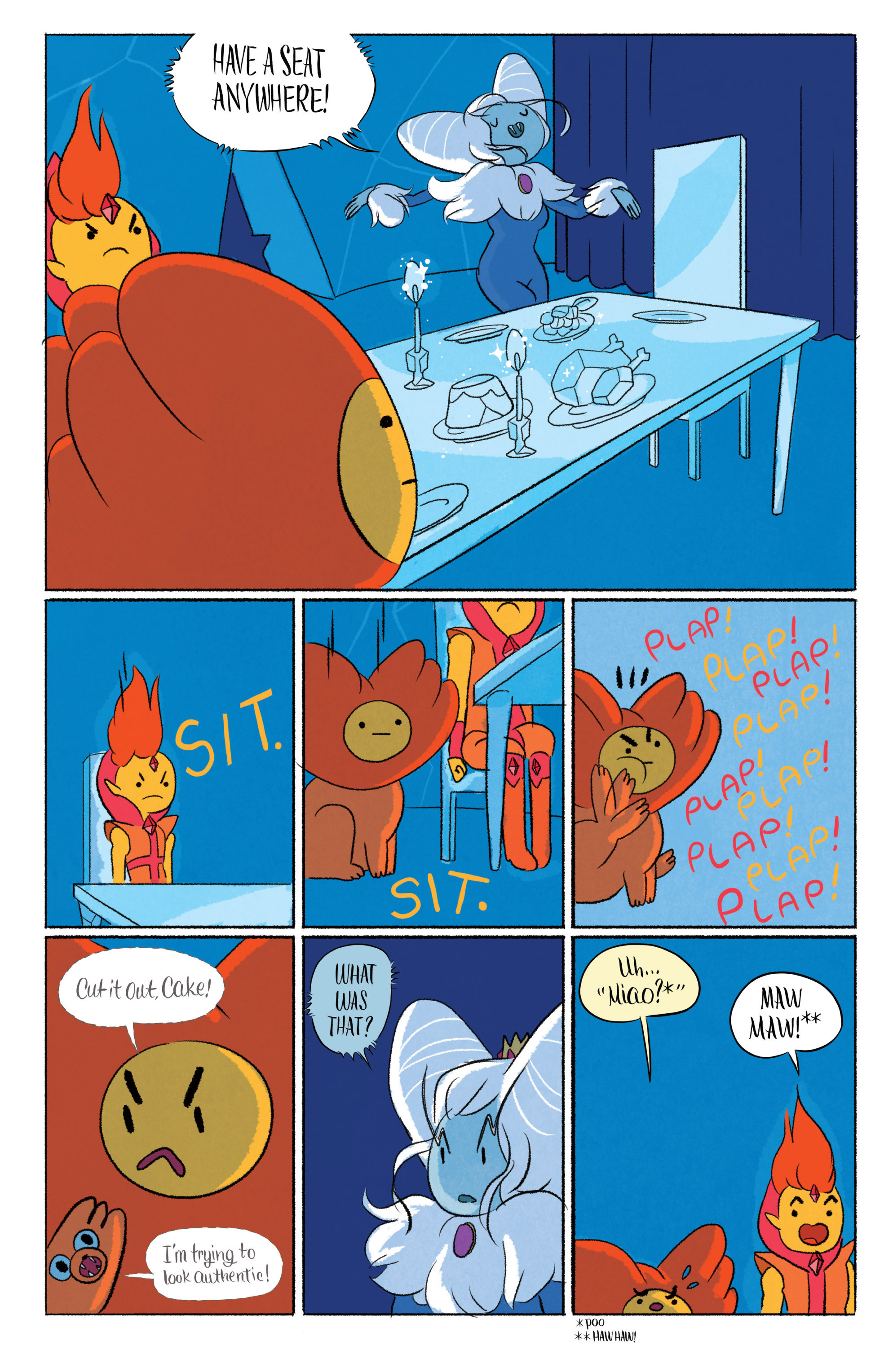 Read online Adventure Time with Fionna & Cake comic -  Issue #5 - 17