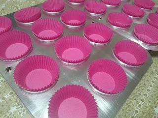 Forma de Cupcake