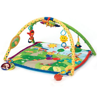 Baby Play Gym - Fun for You and Baby