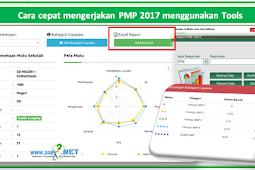 Cara cepat mengerjakan PMP 2018 menggunakan Tools