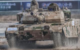 MBT VT4 Norinco