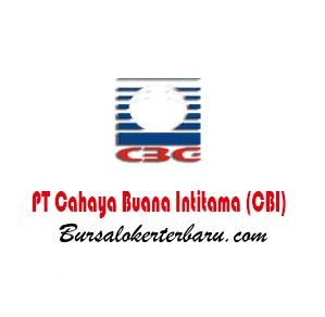 Lowongan Kerja Terbaru di Bogor : PT Cahaya Buana Intitama - Operator Produksi