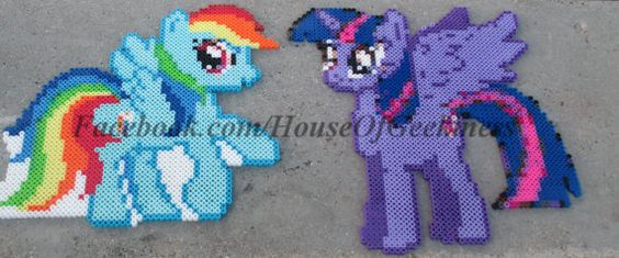 House Of Geekiness The Difference Between Perler Hama Fuse Melty Nabbi And Pyssla Beads,Tutorial Easy Nail Art Designs At Home For Beginners Without Tools