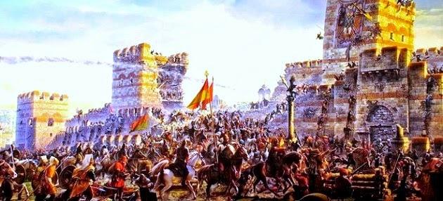 29.05.1453, η Άλωση της Πόλης