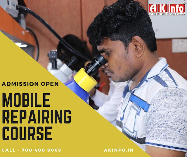 Mobile Repairing course in bihar jharkhand