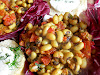 Black-Eyed Pea Salad with Indian Spices