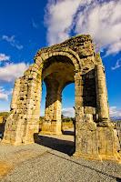 Ciudad romana de Cáparra Cáceres