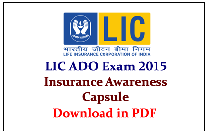 Insurance Awareness Pdf