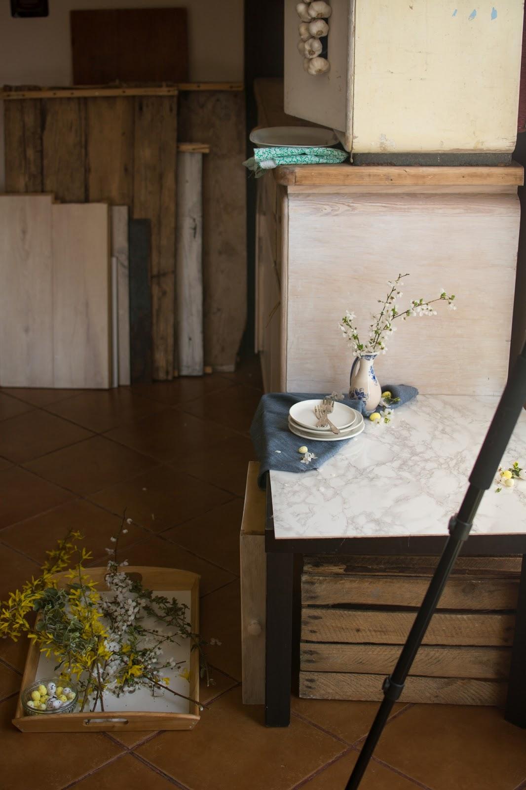 Kulisy fotografii kulinarnej: Jak robi zdjęcia Monika z bloga Z chaty na końcu wsi