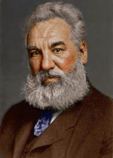 Biografi Alexander Graham Bell Pembelajar Otodidak