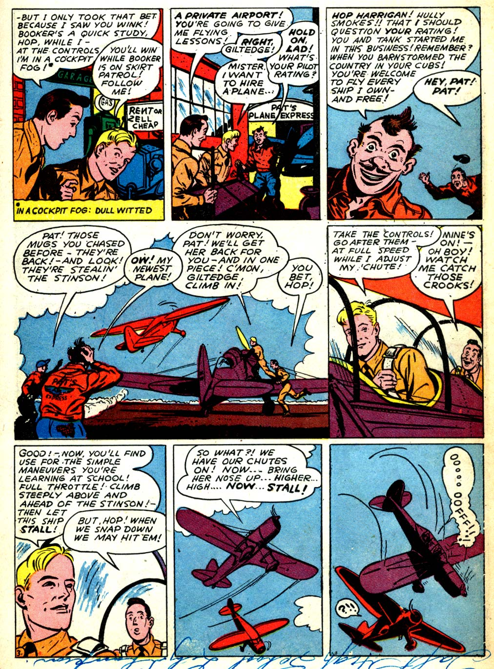 Read online All-American Comics (1939) comic -  Issue #39 - 29