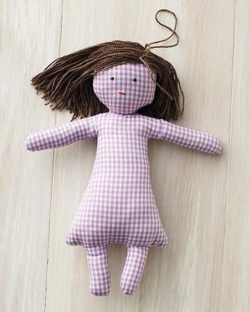 Rag Doll Craft For Kids