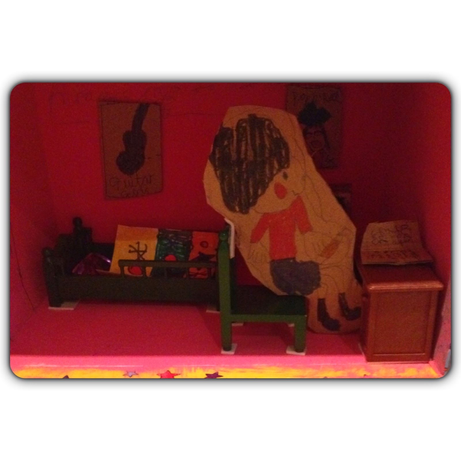 tracy beaker bedroom