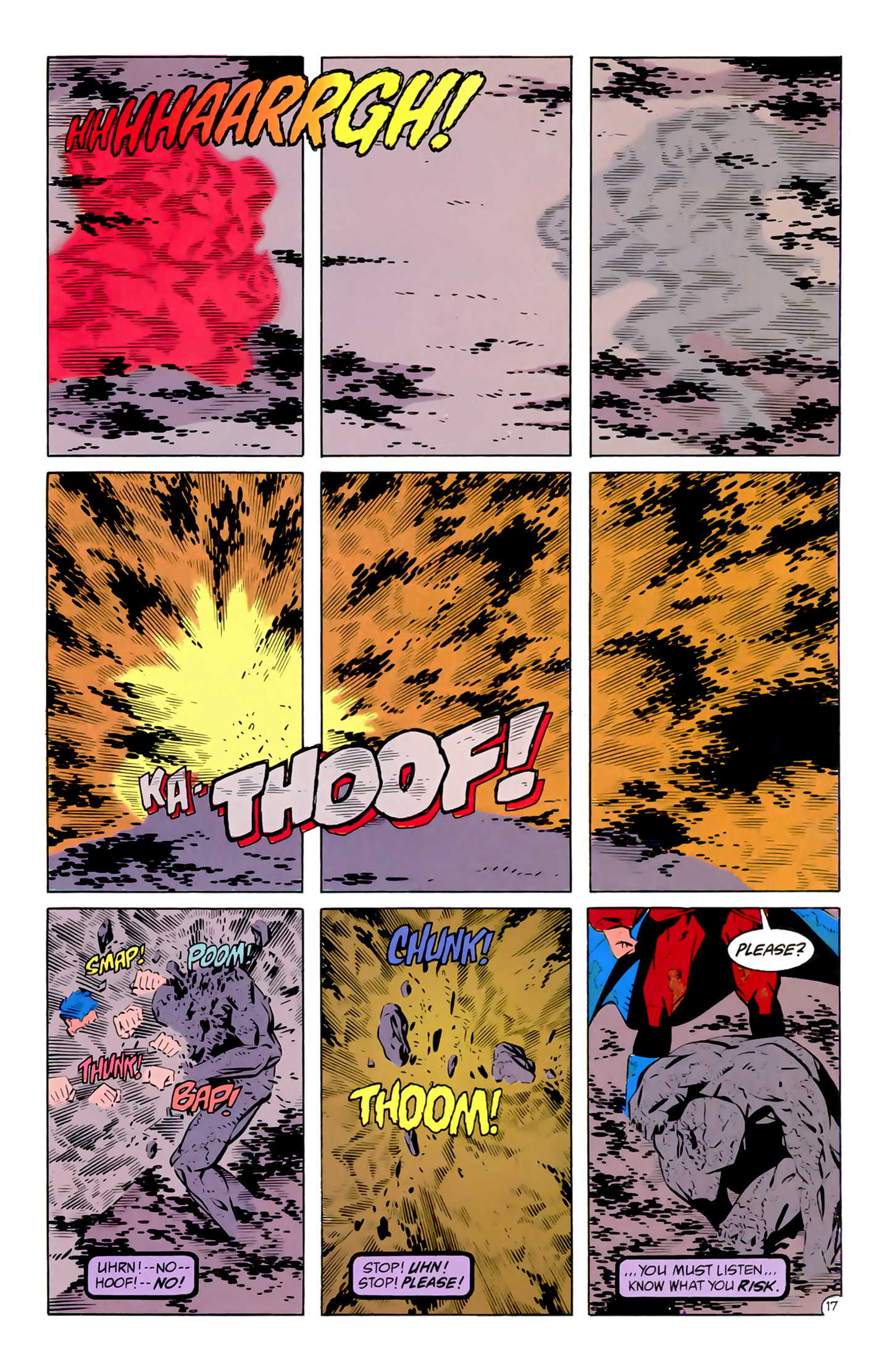 Legion of Super-Heroes (1989) 4 Page 17