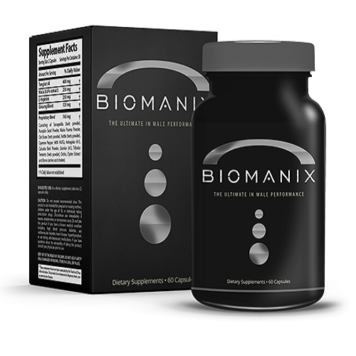 Biomanix-The Best Male Enhancement Pills
