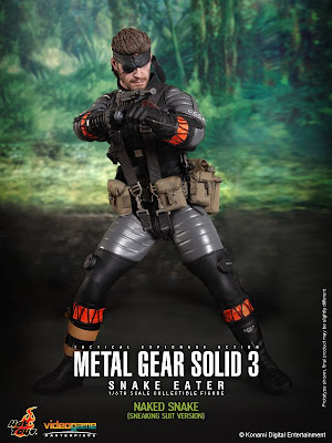 Toyhaven Preview Amp Pre Order Hot Toys Metal Gear Solid 3