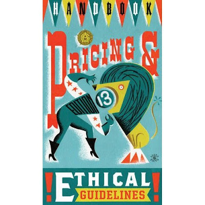 Graphic artist guild handbook of pricing and ethical guidelines