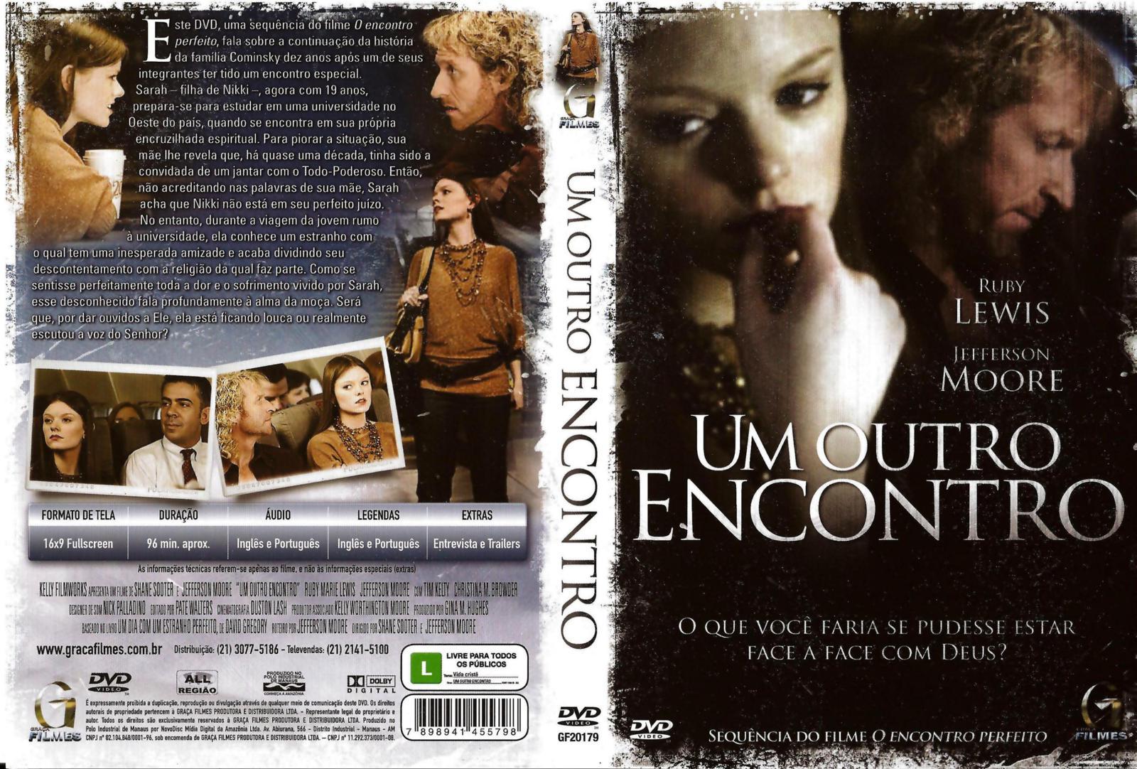 Resultado de imagem para Um Outro Encontro capa dvd