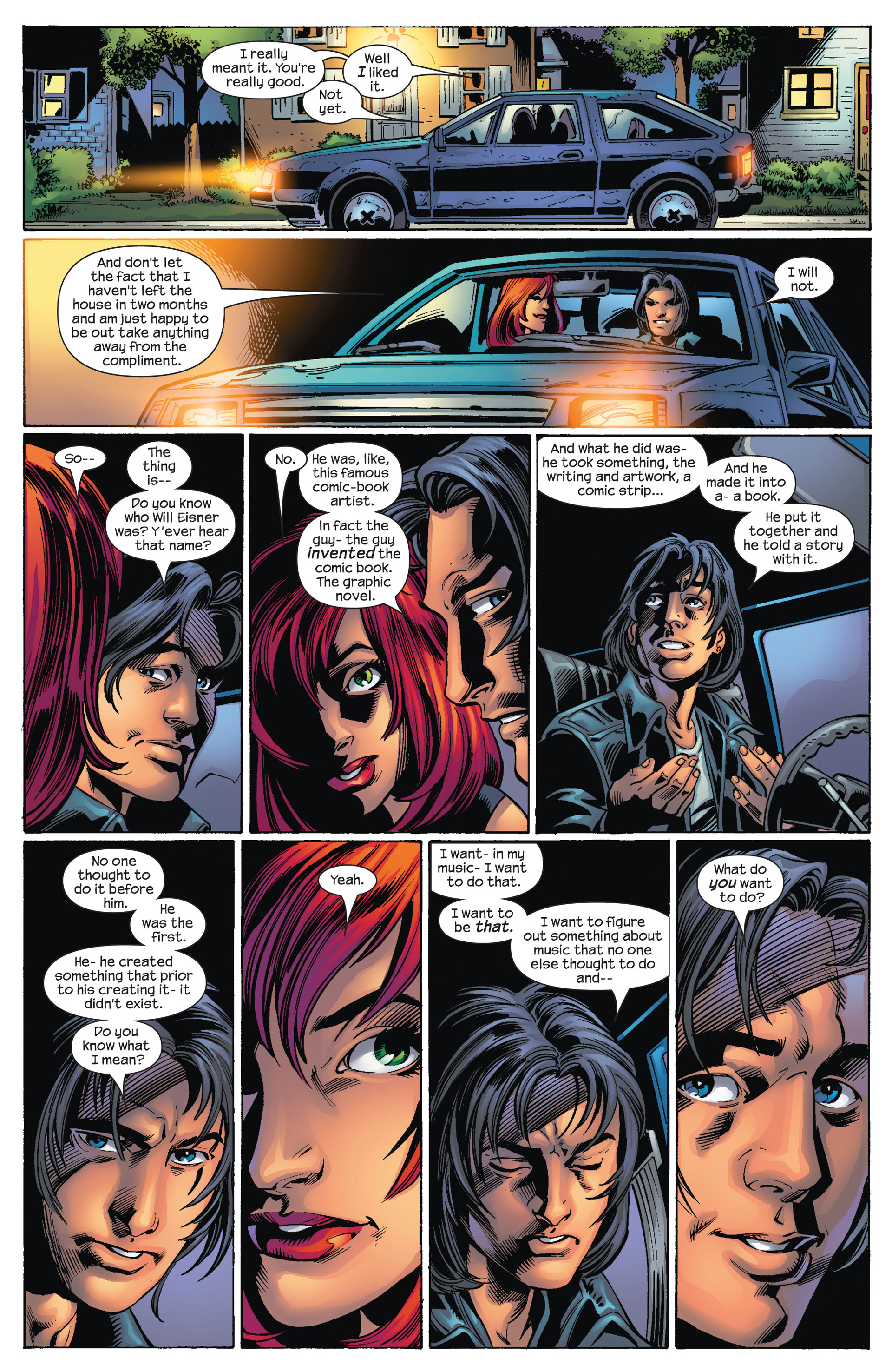 Read online Ultimate Spider-Man (2000) comic -  Issue #78 - 14